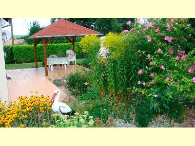 Gite en Alsace Le Jardin d'Elisa