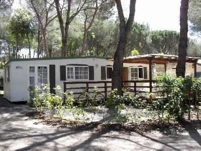 LOCATION MOBIL HOME à FREJUS  camping 5* LA BAUME LA PALMERAIE