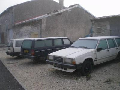 Pieces volvo 240 740 760 850 940 960
