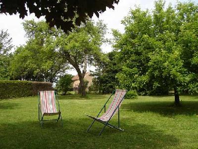 Gîte  à Couches en Bourgogne.