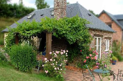 Location de vacances en France, gîte de charme, B & B, studio 3*** Normandie