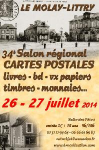 26/27 juillet 14 - cartes postales & collections