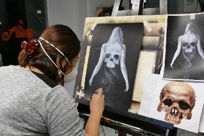 Petite annonce Cours peinture - photo no. 2