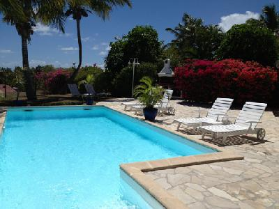 Villa ALAMANDA : 6 personnes + piscine + vue mer