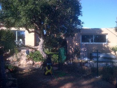 locations résidence ou mini villa avec piscine plage Corse à 1km