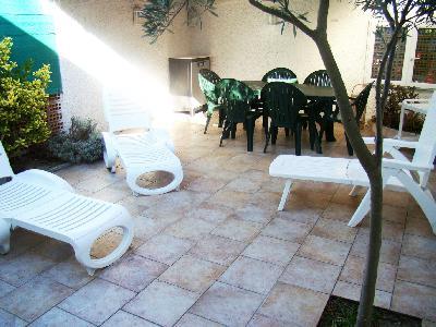 Port-Leucate, Super villa, calme, 2 clim.,confort, plain pied, plage 300m, parK.