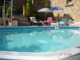 A louer chambres et table d' hôtes avec piscine