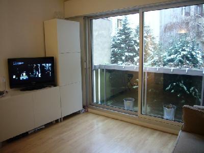 appartement 2 pièces - 35m²