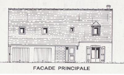 Marne la Vallée maison individuelle de 7 pièces 155 m2 habitables