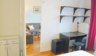 3 pièce 2 chambre 20bis Rue louis philipe