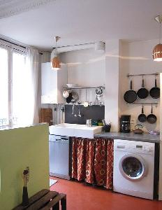 Appartement 1 chambre - 39 m² au sol