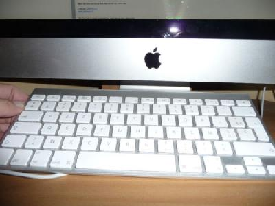 Apple Imac 27 corei7 2, 8GHZ 8GO RAM