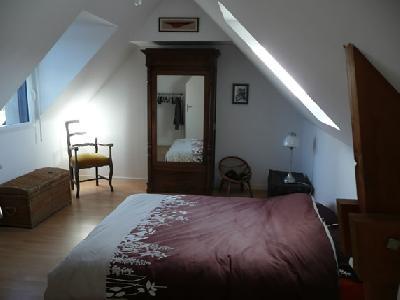 Charmante maison aux volets bleus - St-Malo