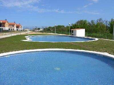 Maison a le plage a le Costa Brava