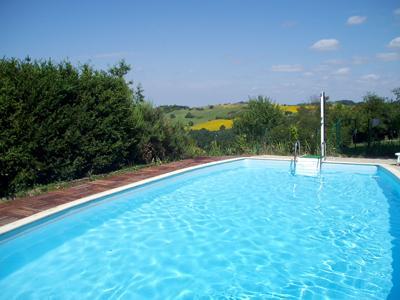 Location de vacances avec piscine 30 km de Toulouse