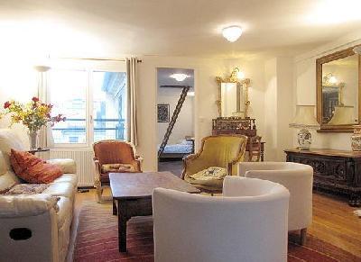 Duplex 3 chambres - 129 m² au sol
