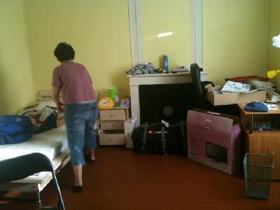 location studio non meublé proche centre ville de Bourges- 30m²