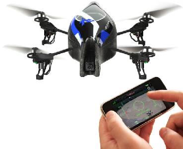 VDS HELICOPICOPTER DRONE PARROT
