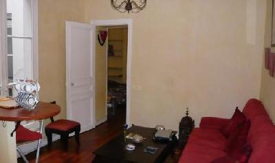 Appartement 2 pièces meublé 35m2