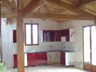 maison ossature bois basse consommation