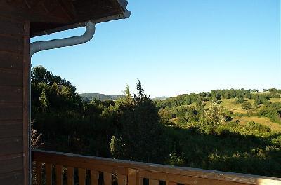 Chalet - Parc naturel des Volcans d'Auvergne - Sancy-Artense