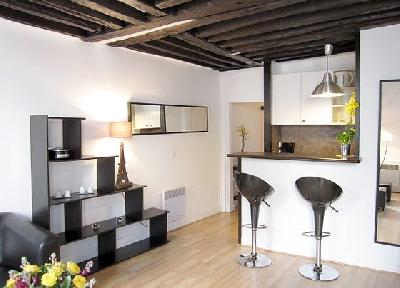 Bel appartement - studio sur Nantes