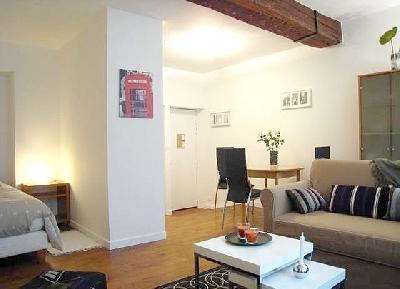 Bel appartement - studio sur Metz