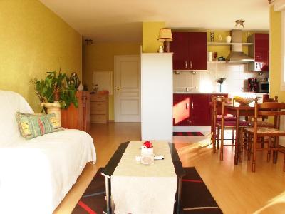 Bel appartement T3 + une terrasse de 35 M²