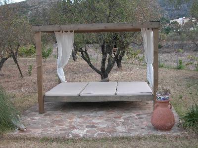 cabane sur Costa Blanca bucolique