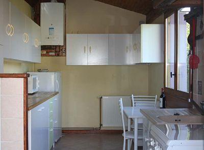 Proche Limoux villa plain pied avec jardin clos et garage