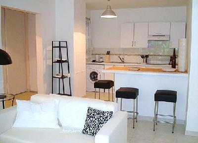 Appartement 2 chambres - 57 m² au sol.