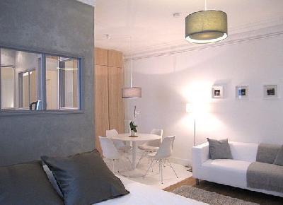 Appartement 1 pièce, Proche de tous commerces.