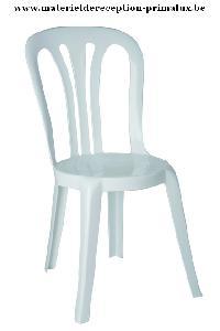 Chaise plastique empilable bistro pas cher Chaise plastique design pas cher
