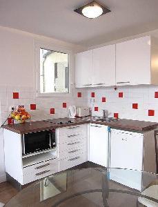 Appartement 1 chambre  -  34 m² au sol.