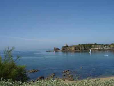 Location maison acces direct plage