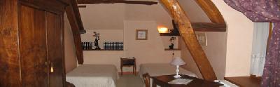 chambres et table d'hôtes Clos  Melusine