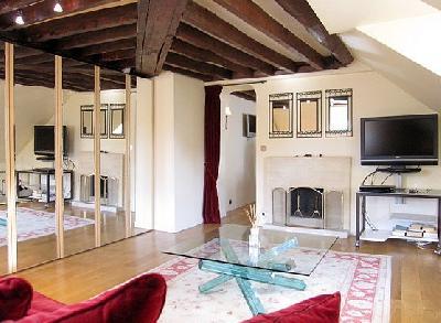 Appartement 1 chambre - 65 m² au sol. (45.0 m² certifiée) - 5ème étage