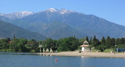 Agréable Villa au pied du Canigou / Rigarda