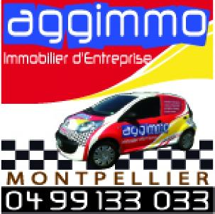 Location bureau 18m² Montpellier