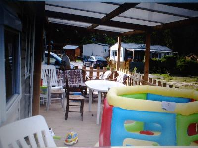 location mobil home 6 pers 15 mn de la mer