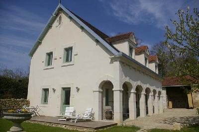 Maison de campagne rénovée