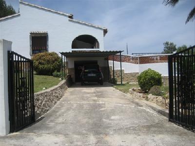 A louer  c.blanca Oliva villa 6pers pisc privée vue mer,clim, wifi