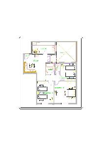 Appartement haut standing à monastir à partir 45000£ ct 22881765/ 97649125