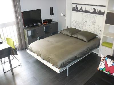 Location studio 1 pi ces 9 m2 lyon - Location studio meuble lyon particulier ...