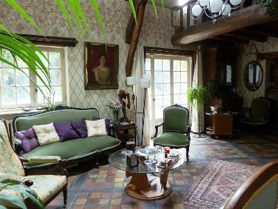 Belle Maison à Villiers le Mahieu