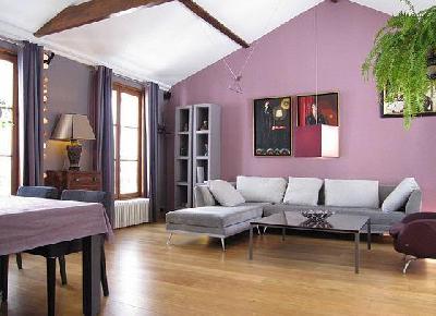 Duplex 1 chambre disponible