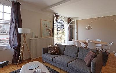 Appartement 2 chambres 73 m² au so