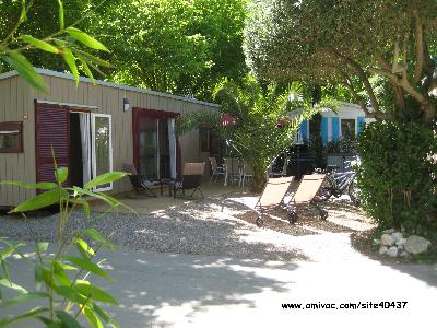 Camping LA SIRENE 5 étoiles Mobil-home Cottage 40 m2