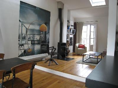 Appartement 3 pièce(s) 2 chambre(s) Rue des Jeuneurs à Paris 2ème