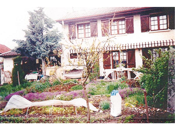 Maison à vendre à St Chef